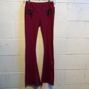 Splits59 Pants - Splits 59 cranberry pant, sz xs, 59013
